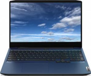 Laptop Gaming Lenovo IdeaPad 3 15IMH05 Intel Core (10th Gen) i5-10300H 512GB SSD 8GB NVIDIA GeForce GTX 1650 Ti 4GB FullHD Tast. ilum. Blue