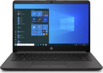 Laptop HP 240 G8 Intel Core (10th Gen) i5-1035G1 256GB SSD 8GB FullHD Win10 Pro Dark Ash Silver