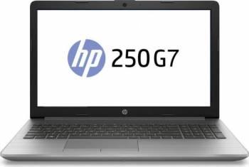 Laptop HP 250 G7 Intel Core (10th Gen) i7-1065G7 256GB SSD 8GB FullHD DVD-RW Silver