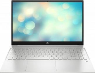 Laptop HP Pavilion 15-eg0084nq Intel Core (11th Gen) i5-1135G7 256GB SSD 8GB Iris Xe FullHD Tast. ilum. Natural silver