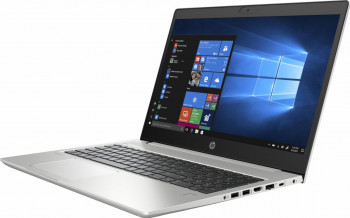 Laptop HP ProBook 455 G7 AMD Ryzen 5 4500U 256GB SSD 8GB AMD Radeon Graphics FullHD Win10 Pro FPR Silver Laptop laptopuri