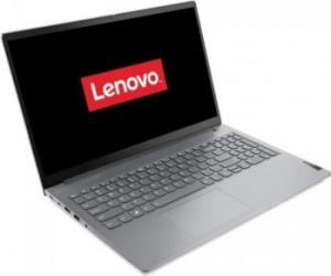 Laptop Lenovo Thinkbook 15 G2 ARE AMD Ryzen 7 4700U 512GB SSD 16GB AMD Radeon FullHD Tast. ilum. FPR Grey Laptop laptopuri