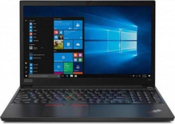Laptop Lenovo ThinkPad E15 G2 Intel Core (11th Gen) i7-1165G7 1TB SSD 16GB NVIDIA GeForce MX450 2GB FullHD Win10 Pro FPR Tast. ilum. Black