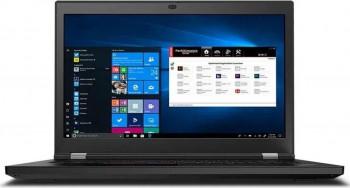 Laptop Lenovo ThinkPad P17 G1 Intel Core (10th Gen) i7-10750H 512GB SSD 16GB NVIDIA Quadro T2000 4GB FullHD Win10 Pro FPR Tast. ilum. Black