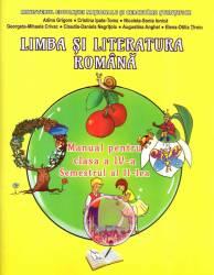 Limba si literatura romana. Manual pentru clasa a IV-a semestrul 2 Carti