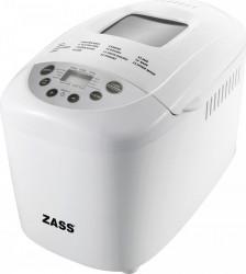 Masina de facut paine Zass ZBM 03 1.5 kg 850 W 15 programe Alb