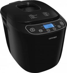 Masina de paine Concept PC5510 1 kg 550 W 12 programe Keep Warm Negru