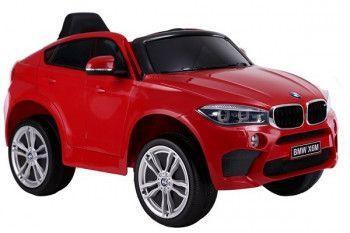 Masina electrica BMW X6M 12V STANDARD Rosu Masinute si vehicule pentru copii
