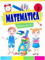 Matematica cls 3 - Culegerea elevului - Marinela Chiriac Ioana Ionita Sonica Dumitru N. Samarescu