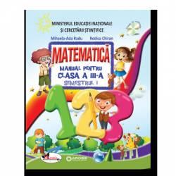 Matematica. Manual pentru clasa a III-a Rodica Chiran Mihaela Ada Radu Carti