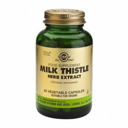 Milk Thistle Herb Extract Solgar 60cps