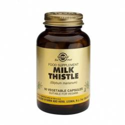 Milk Thistle Silimarina Solgar 50cps