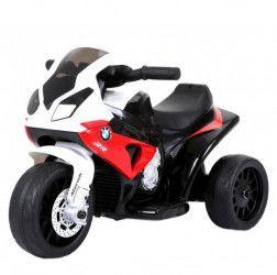 Motocicleta electrica BMW S1000RR Red Masinute si vehicule pentru copii