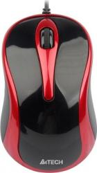 Mouse A4Tech N-350-2 VTrack Padless