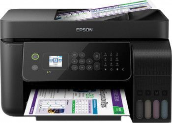 Multifunctional Inkjet Color Epson EcoTank L5190 A4 Wi-Fi ADF Fax