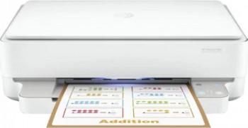 Multifunctional Inkjet Color HP Deskjet Plus Ink Advantage 6075 All-in-One A4 Gri