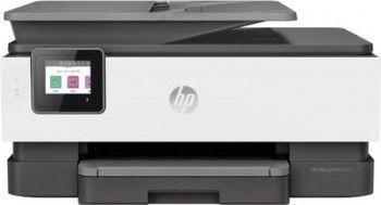 Multifunctional Inkjet Color HP OfficeJet Pro 8023 Retea Wireless Duplex ADF A4