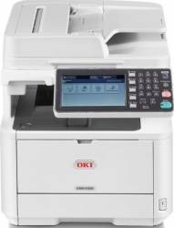 Multifunctionala Laser Monocrom OKI MB492dn Duplex Fax A4