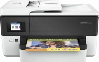 Multifunctionala Inkjet Color HP OfficeJet Pro 7720 All-In-One Wide Ethernet Wireless ADF Duplex A4 Alb