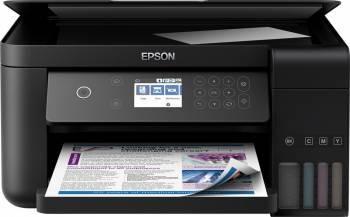 Multifunctionala InkJet Color Epson EcoTank L6160 Duplex Retea Wireless A4