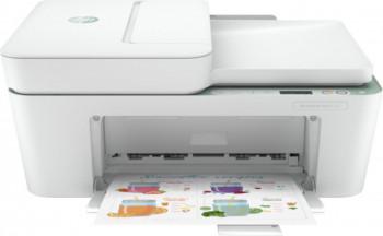 Multifunctionala Inkjet Color HP DeskJet Plus 4122 All in One A4 Fax
