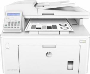 Multifunctionala Laser Monocrom HP LaserJet Pro M227fdn Duplex Retea Fax A4