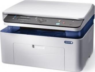 Multifunctionala Laser Monocrom XeroX WorkCentre 3025BI Wireless A4