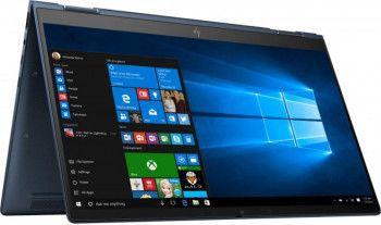 Ultrabook 2in1 HP Elite Dragonfly Intel Core (8th Gen) i5-8365U 256GB SSD 8GB FullHD Touch Win10 Pro Tastatura iluminata