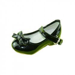 Pantofi eleganti pentru fetite MRS R-28N N Negru 26