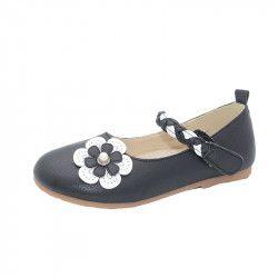 Pantofi fetite Apawwa MC241-N Negru 35