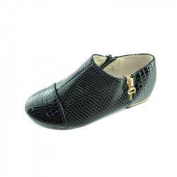 Pantofi pentru fetite BADOXX 5LL-299 N Negru 36