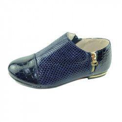 Pantofi pentru fetite BADOXX 5LL-299B N Bleumarin 31