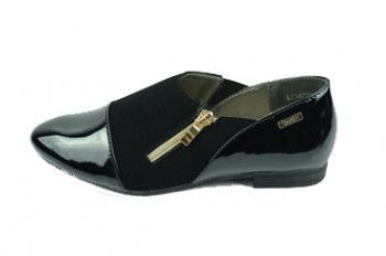Pantofi pentru fetite MISS LT147TE-N Negru 31