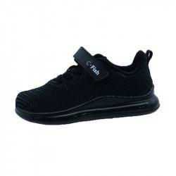 Pantofi sport pentru fetite C-Fish IX44-N Negru 30