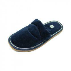 Papuci de casa pentru baieti PCBB2 N Bleumarin 33