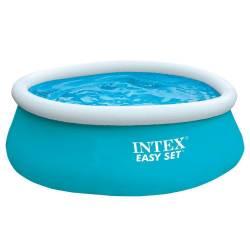 Piscina Intex Easy Set cu inel gonflabil 183x51 cm Piscine