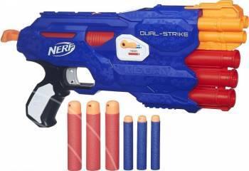 Pistol De Jucarie Hasbro Nerf N-Strike Elite Dual-Strike