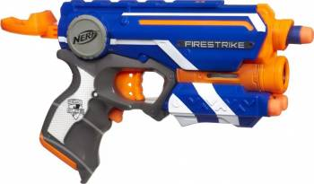 Pistol De Jucarie Nerf N-Strike Elite Firestrike Blaster