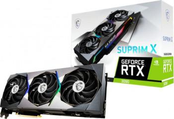 Placa video MSI GeForce RTX 3090 SUPRIM X 24GB GDDR6X 384-bit