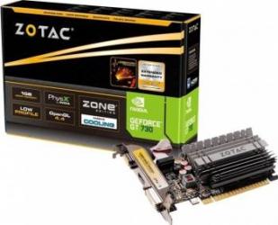 Placa video Zotac GeForce GT 730 Zone Edition 2GB DDR3 64Bit
