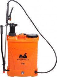 Pompa de stropit cu acumulator Evotools capacitate 16 L Atomizoare si pompe de stropit