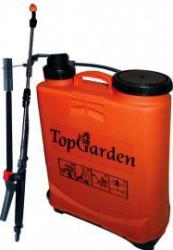 Pompa stropit cu tija metalica Top Garden 16 L Atomizoare si pompe de stropit