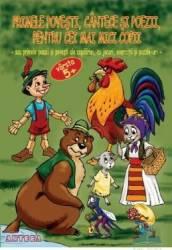 Primele povesti cantece si poezii pentru cei mai mici copii Carti