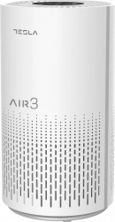 Purificator de aer Tesla TAPA3 200 m3/h Senzor calitate aer WiFi Timer HEPA Alb Aparate filtrare aer