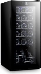 Racitor vinuri Samus SRV54CRCA 18 sticle 5 - 18 C Negru