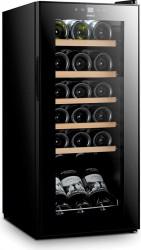 Racitor vinuri Samus SRV54LMCA 18 sticle 5 - 18 C Negru