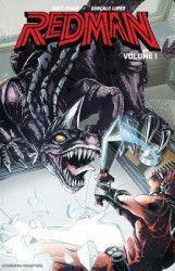 Redman The Kaiju Hunter