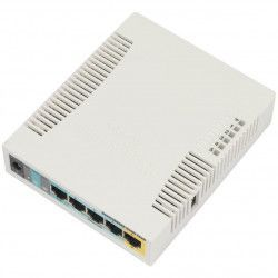 Router Wireless N MikroTik RB951Ui-2HnD 1 x USB 2.0 PoE in/out