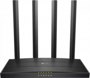 pret preturi Router wireless TP-Link Archer C6U AC1200 Gigabit Dual-Band Negru