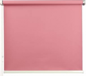 Rulou interior Melisa cod 11022 culoare roz 36 cm x 145 cm fara gaurirea tamplariei